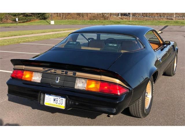 1979 Chevrolet Camaro (CC-1430598) for sale in West Chester, Pennsylvania