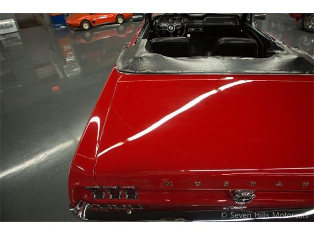 1967 Ford Mustang (CC-1435983) for sale in Cincinnati, Ohio