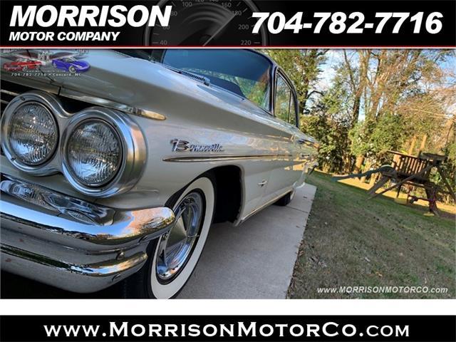 1960 Pontiac Bonneville (CC-1430599) for sale in Concord, North Carolina