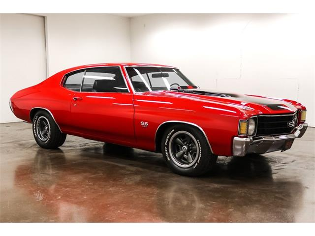1972 Chevrolet Chevelle (CC-1435999) for sale in Sherman, Texas