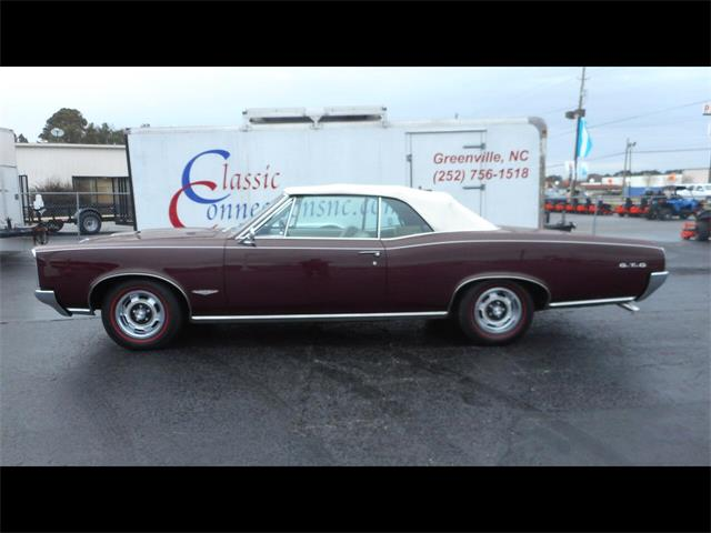 1966 Pontiac GTO (CC-1436002) for sale in Greenville, North Carolina