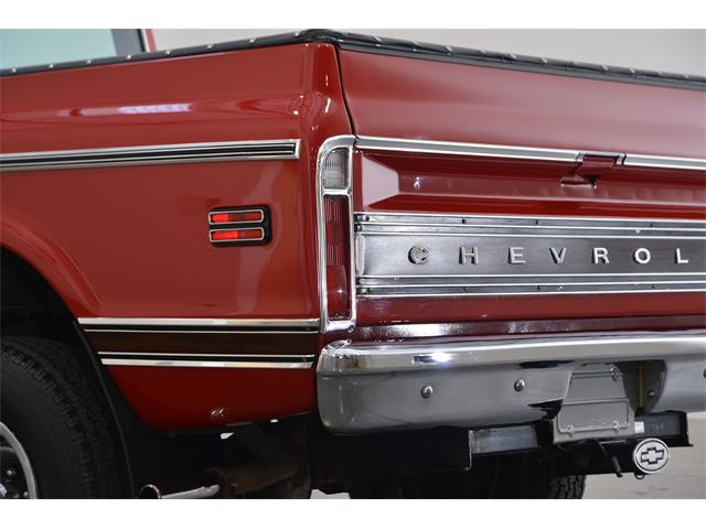 1972 Chevrolet K-10 (CC-1436004) for sale in O'Fallon, Illinois