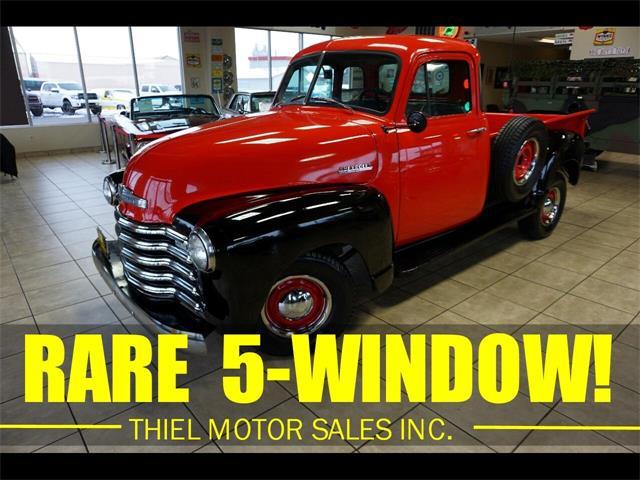1950 Chevrolet 3600 (CC-1436011) for sale in De Witt, Iowa