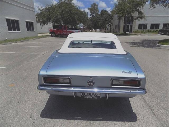 1967 Chevrolet Camaro (CC-1436014) for sale in Pompano Beach, Florida