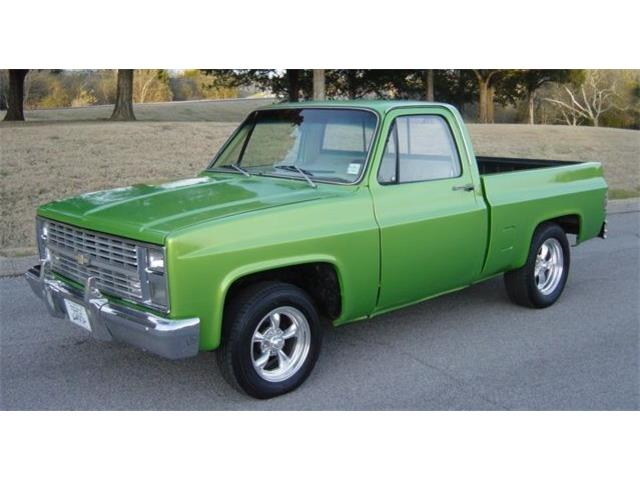 1981 Chevrolet C10 (CC-1436018) for sale in Hendersonville, Tennessee