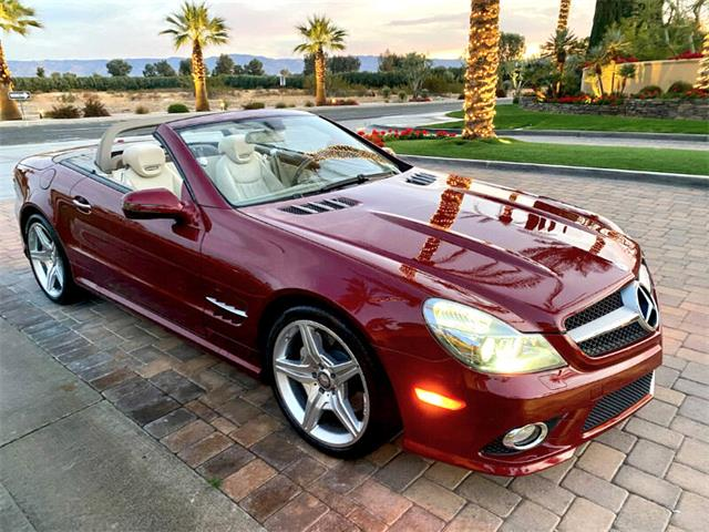 2011 Mercedes-Benz SL-Class (CC-1436019) for sale in Anaheim, California