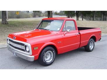 1970 Chevrolet C10 (CC-1436020) for sale in Hendersonville, Tennessee