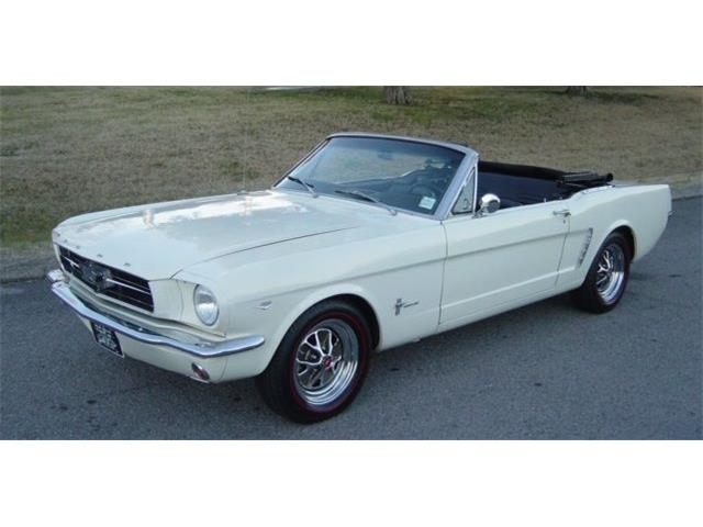 1965 Ford Mustang (CC-1436021) for sale in Hendersonville, Tennessee