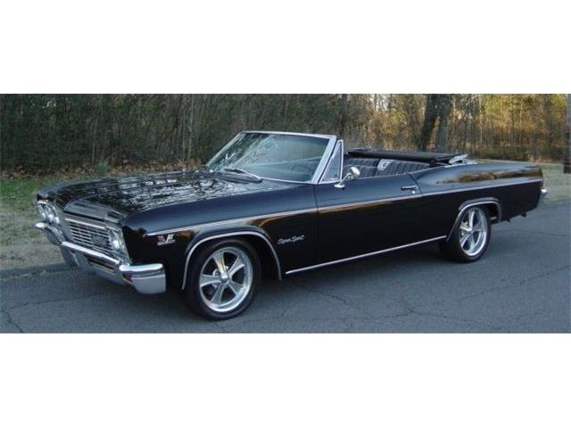 1966 Chevrolet Impala SS (CC-1436022) for sale in Hendersonville, Tennessee