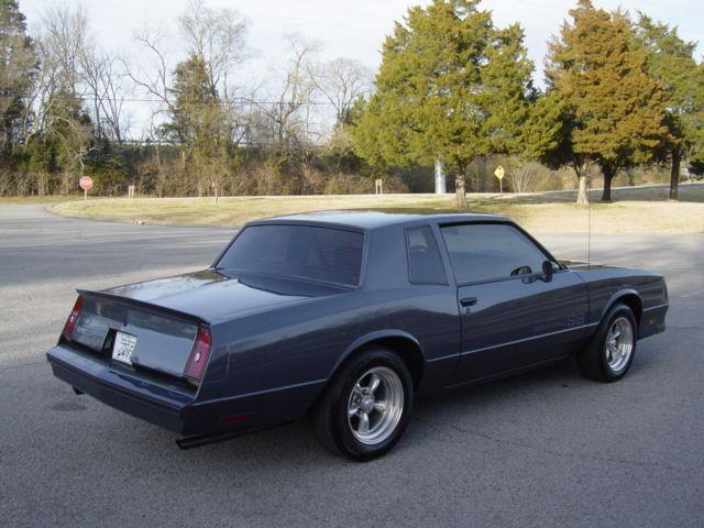 1984 Chevrolet Monte Carlo SS (CC-1436024) for sale in Hendersonville, Tennessee