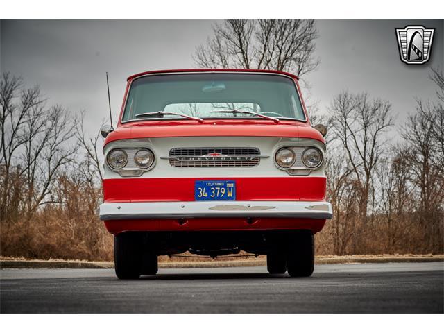 1961 Chevrolet Corvair (CC-1436034) for sale in O'Fallon, Illinois