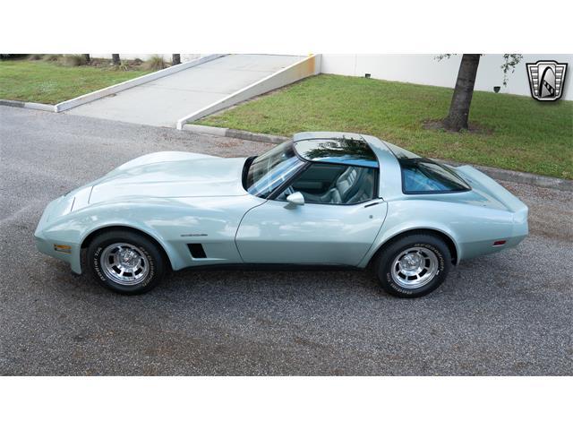 1982 Chevrolet Corvette (CC-1436039) for sale in O'Fallon, Illinois