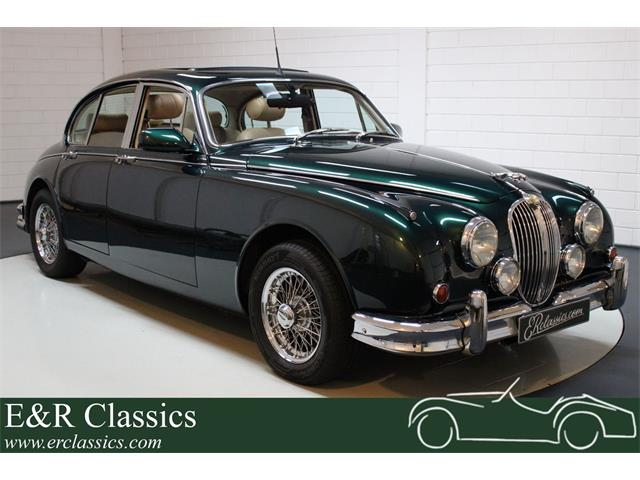 1963 Jaguar Mark II (CC-1436048) for sale in Waalwijk, Noord Brabant