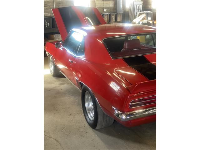 1969 Chevrolet Camaro (CC-1436066) for sale in Moyock , North Carolina