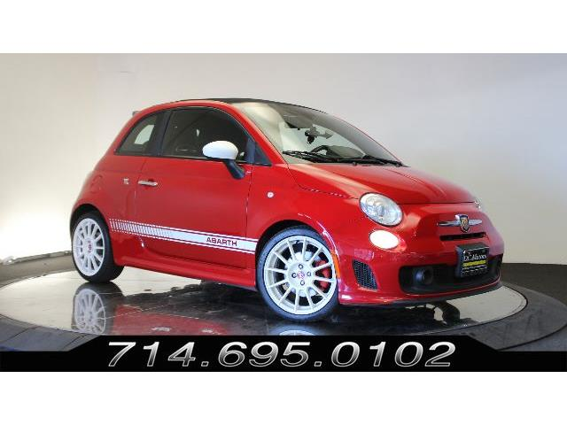 2013 Fiat 500L (CC-1430607) for sale in Anaheim, California