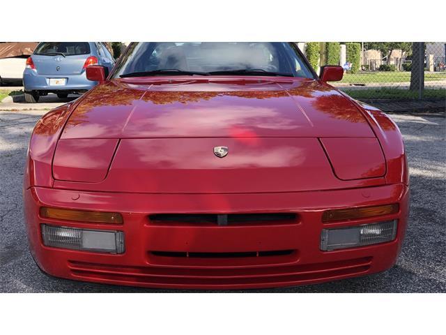 1988 Porsche 944 (CC-1436097) for sale in North Miami Beach, Florida