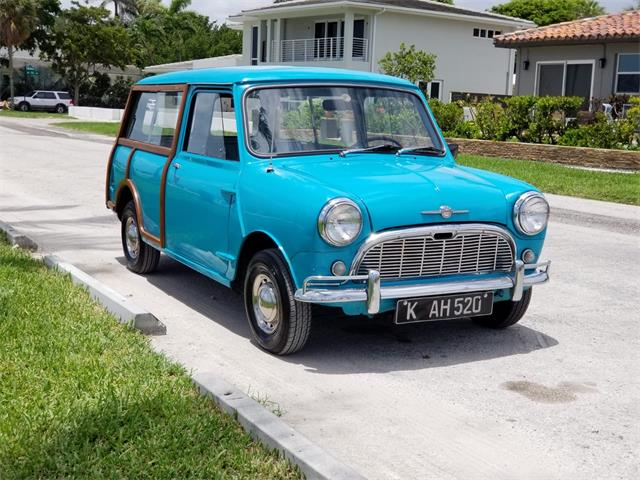 1965 Morris Minor Traveler Woodie (CC-1436099) for sale in North Miami Beach, Florida