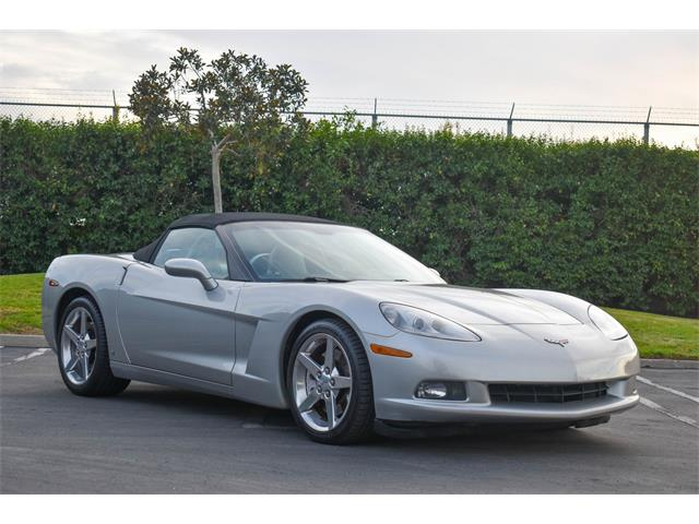 2006 Chevrolet Corvette (CC-1436101) for sale in Costa Mesa, California