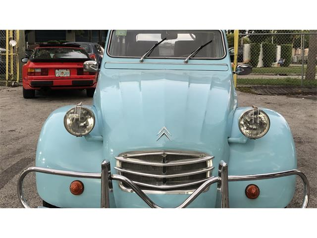 1975 Citroen 2CV (CC-1436102) for sale in North Miami Beach, Florida