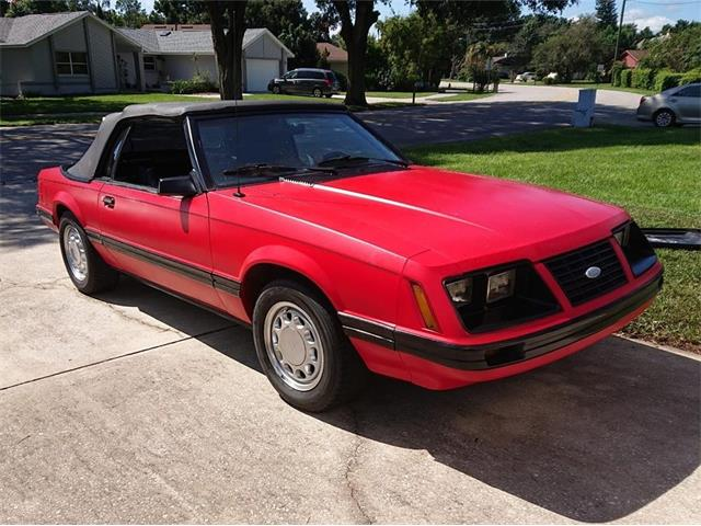 1983 Ford Mustang (CC-1436108) for sale in Orlando, Florida