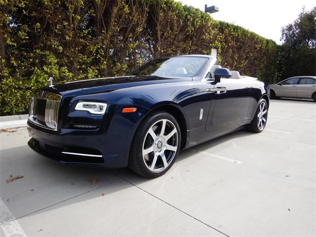 2017 Rolls-Royce Dawn (CC-1436109) for sale in Woodland Hills, United States