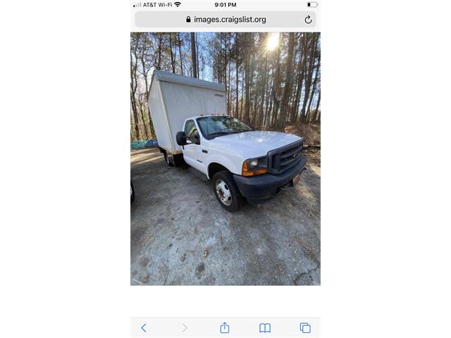 2001 Ford F550 (CC-1436114) for sale in Lugoff, South Carolina