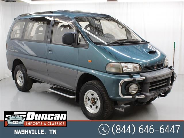 1994 Mitsubishi Delica (CC-1436119) for sale in Christiansburg, Virginia