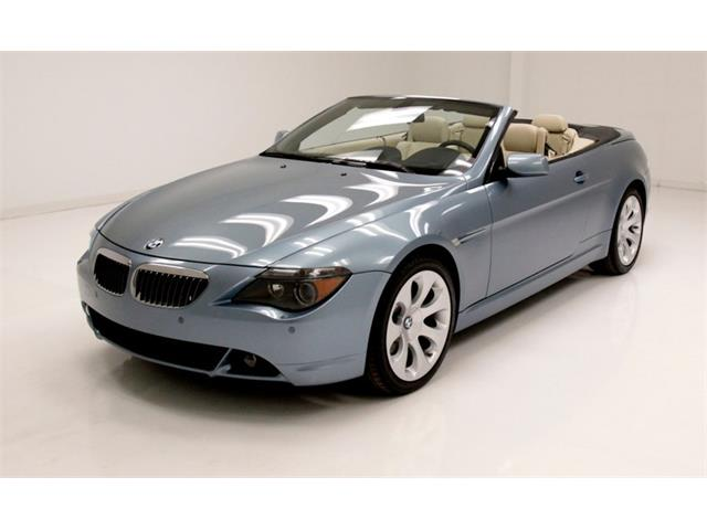 2007 BMW 650I (CC-1436121) for sale in Morgantown, Pennsylvania