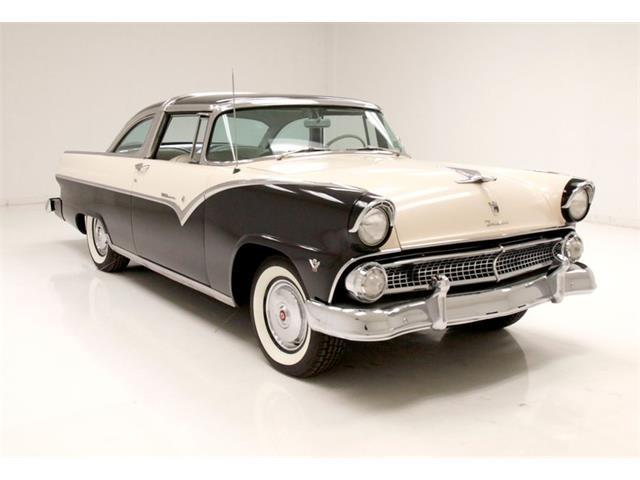 1955 Ford Crown Victoria (CC-1436123) for sale in Morgantown, Pennsylvania