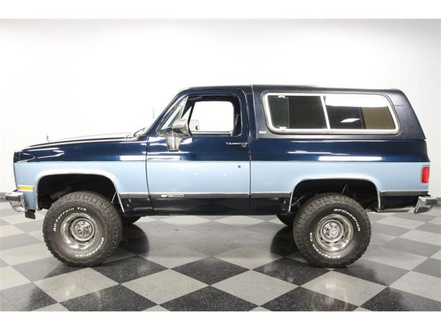 1990 Chevrolet Blazer (CC-1436126) for sale in Concord, North Carolina