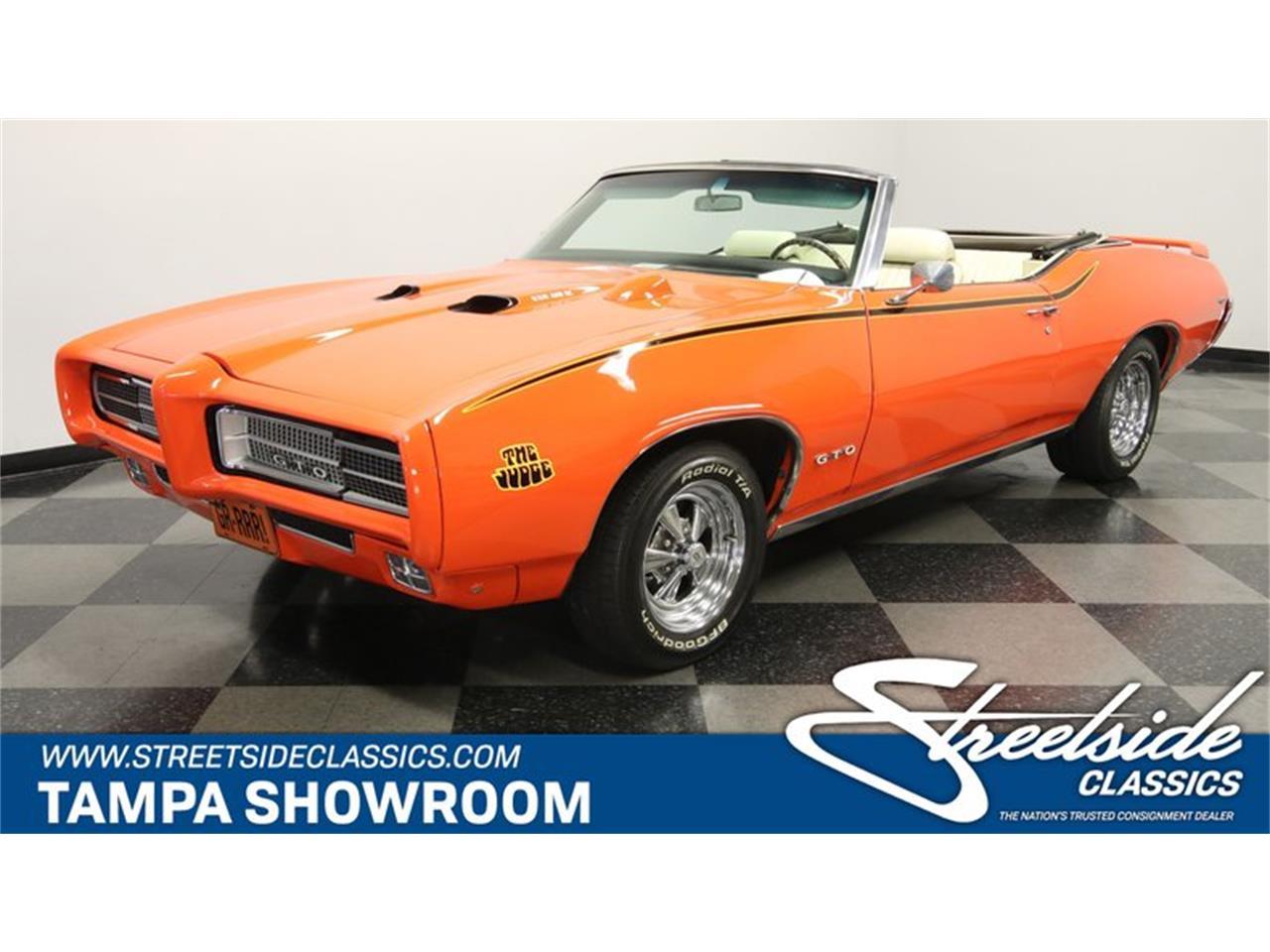1969 Pontiac GTO (CC-1436131) for sale in Lutz, Florida