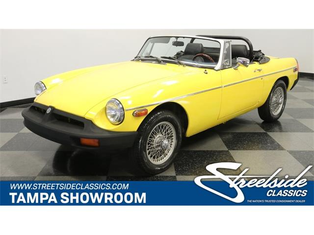 1977 MG MGB (CC-1436138) for sale in Lutz, Florida