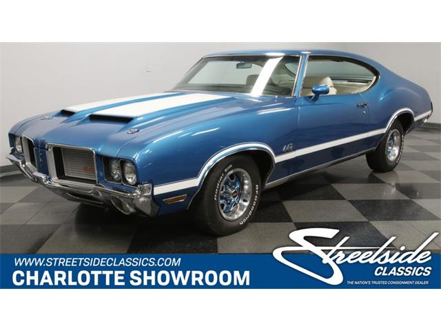 1972 Oldsmobile 442 (CC-1436140) for sale in Concord, North Carolina