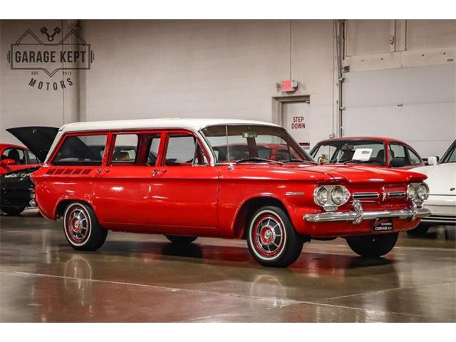1962 Chevrolet Corvair (CC-1436159) for sale in Grand Rapids, Michigan
