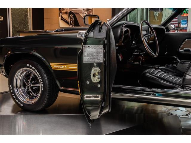 1969 Ford Mustang (CC-1436162) for sale in Plymouth, Michigan