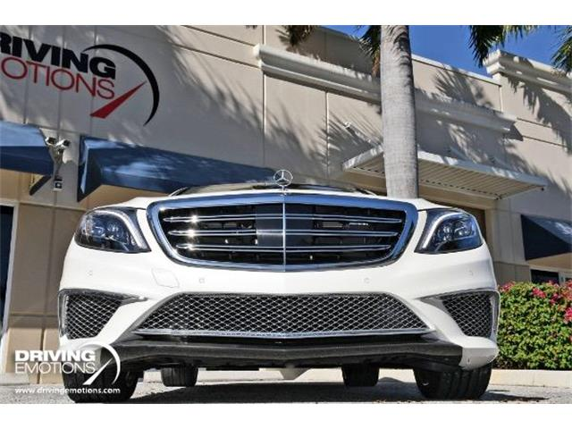 2017 Mercedes-Benz AMG (CC-1436165) for sale in West Palm Beach, Florida
