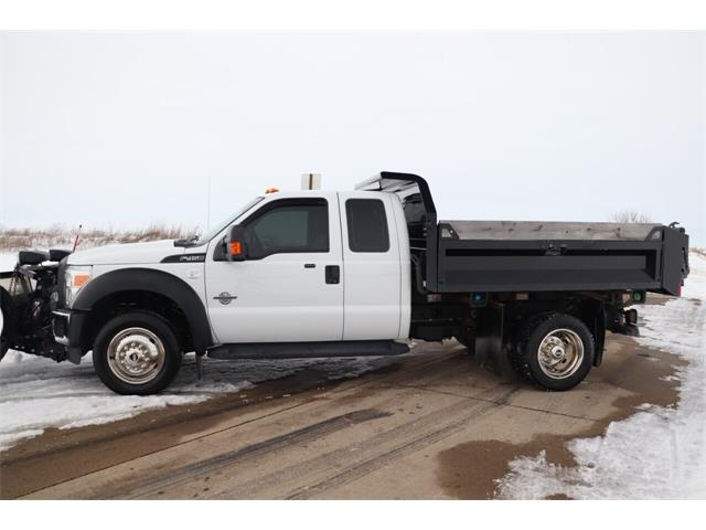2015 Ford F450 (CC-1436167) for sale in Clarence, Iowa