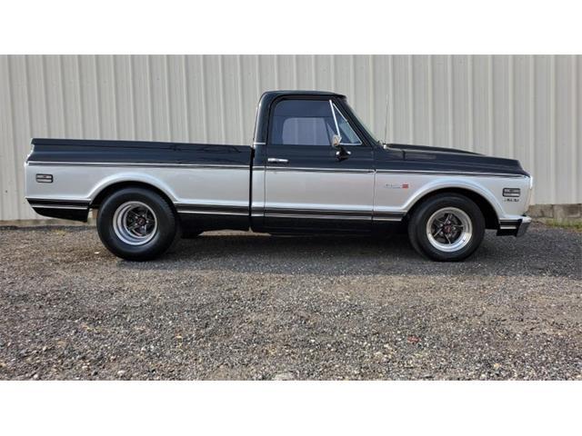 1972 Chevrolet C10 (CC-1436168) for sale in Greensboro, North Carolina