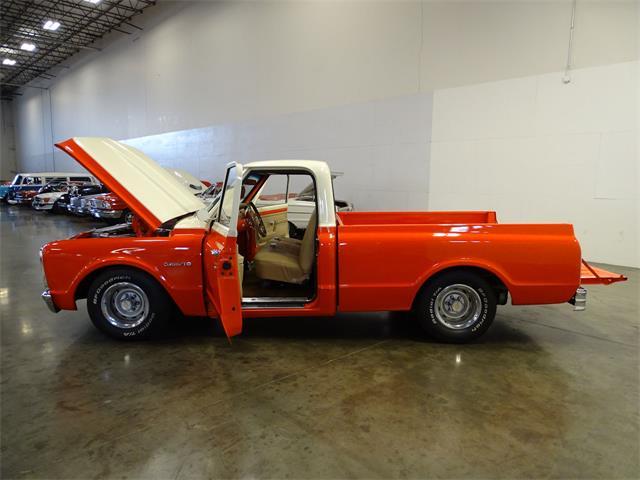 1969 Chevrolet C10 (CC-1430617) for sale in O'Fallon, Illinois