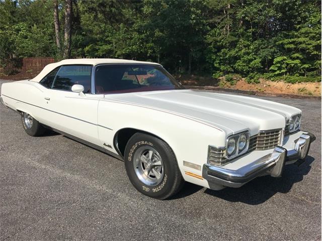 1973 Pontiac Grand Ville (CC-1436170) for sale in Greensboro, North Carolina