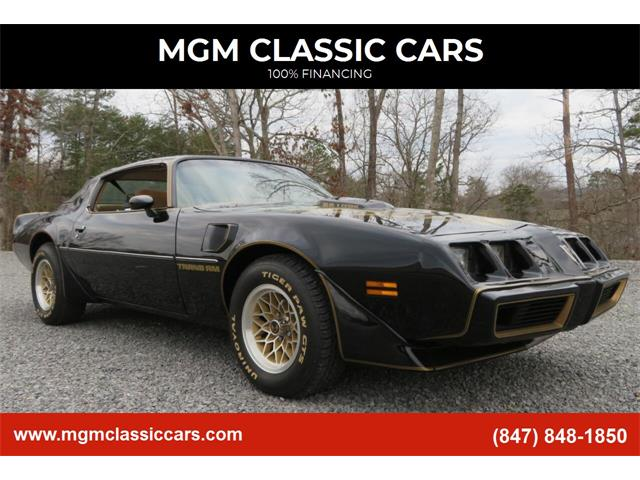 1979 Pontiac Firebird Trans Am (CC-1436172) for sale in Addison, Illinois