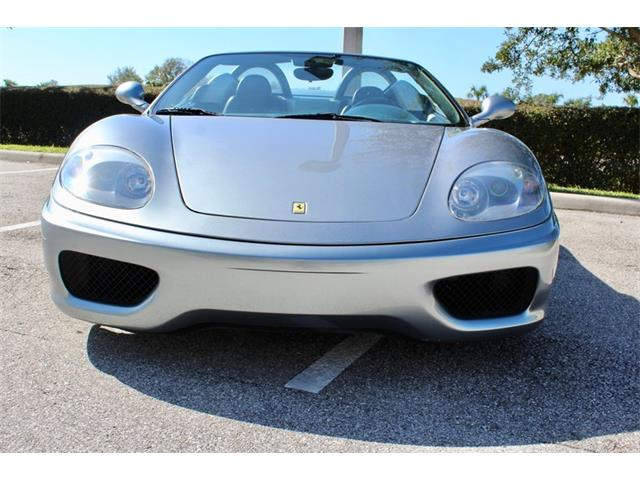 2003 Ferrari 360 (CC-1436175) for sale in Sarasota, Florida