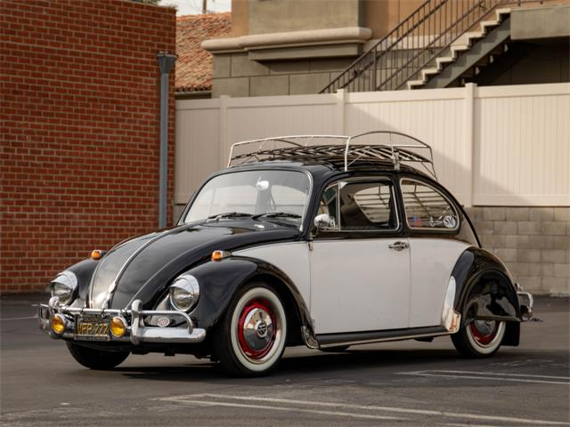1967 Volkswagen Beetle (CC-1436197) for sale in Marina Del Rey, California