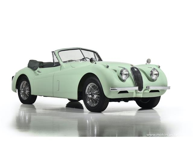 1954 Jaguar XK120 (CC-1436198) for sale in Farmingdale, New York
