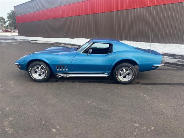 1969 Chevrolet Corvette (CC-1436201) for sale in Annandale, Minnesota