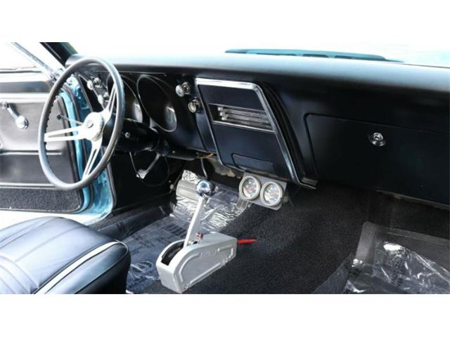 1967 Chevrolet Camaro (CC-1436202) for sale in Cadillac, Michigan