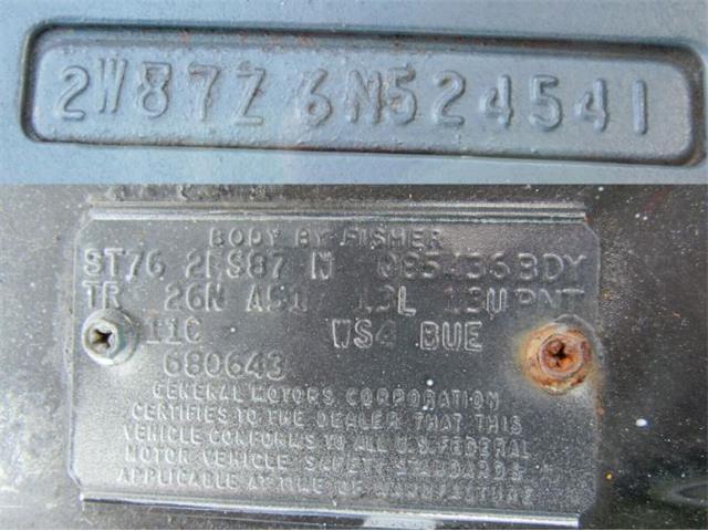 1976 Pontiac Firebird Trans Am (CC-1436204) for sale in Cadillac, Michigan