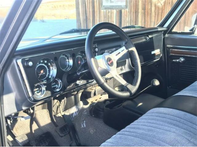 1970 GMC 2500 (CC-1436205) for sale in Cadillac, Michigan