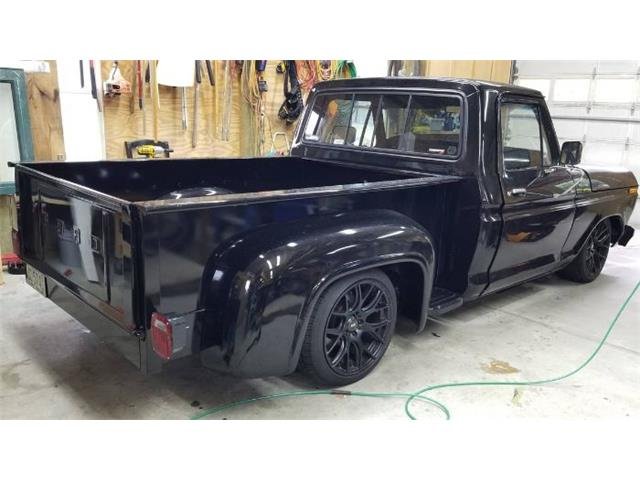 1979 Ford F100 (CC-1436207) for sale in Cadillac, Michigan