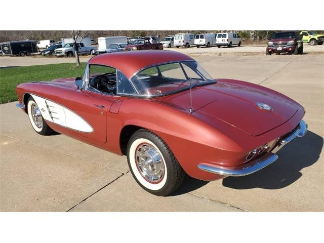 1961 Chevrolet Corvette (CC-1436210) for sale in Cadillac, Michigan